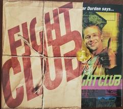 FIGHT CLUB  DVD 2 Disc Set - $6.95