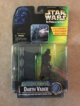 STAR WARS Darth Vader Electronic Glowing Lightsaber Power F/X Toy Action... - £7.96 GBP