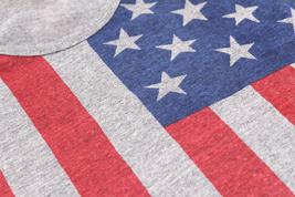 Men's USA American Flag Sleeveless Shirt Summer Beach Patriotic Tank Top image 7