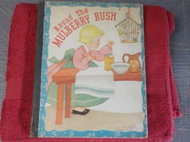 "1933 Fern Bisel Peat Book ""Round The Mulberry Bush""  (CK) - $18.69"