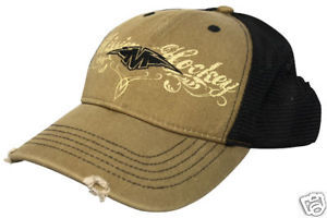 Mission Hockey Trucker Style Ball Cap Hat  MSRP $24.99 New