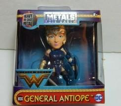 """Metals Die Cast Wonder Woman DC 2.5"""" Figure M283 General Antiope - $8.09"""