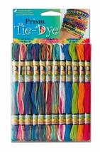 Prism Tie-Dye - String Floss - Arts & Crafts - 36 Skein- Embroidery Cross Stitch - $6.76
