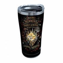 Harry Potter Black Marauder's Map 20 Ounce Tervis® Tumbler Travel Mug Black - $36.98