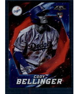 2017 Topps Fire Flame #121 Cody Bellinger NM-MT RC Rookie Dodgers  ID:16... - $12.86