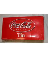 Coca Cola Brand Soda Tin # 8632, Images by Pamela C. Renfroe 1991, USA - $14.10