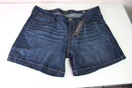 George & Martha Women's Blue Dark Stone Diane Shorts Size 40 NWT$36 - $8.59