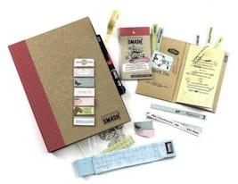 K & Company Smash Scrapbook Folio Gift Pack, Pink  - $38.42
