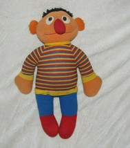 "12.5"" Plush Vintage Plush Knickerbocker Sesame Street Ernie - $14.84"