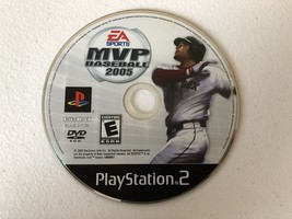 MVP Baseball 2005 - Playstation 2 PS2 - Cleaned & Tested - $5.34