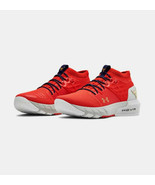 Under Armour Womens UA Project Rock 2 Training Shoes 3022398-604 Red NWB - $86.22