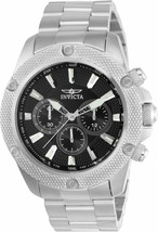 Brand New Invicta Pro Diver 22716 Silver Stainless Steel Chronograph Men's Watch - $217.79