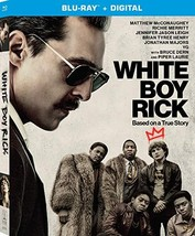 White Boy Rick [Blu-ray + Digital, 2018]