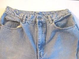 NEW YORK & CO Size 12/31 Boot Cut Jeans High Waist - $14.24