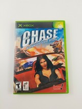 Chase: Hollywood Stunt Driver (Microsoft Xbox, 2002) Complete TESTED Man... - $5.89