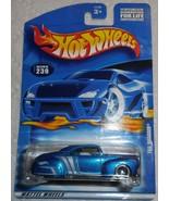"2001 Hot Wheels Mattel Wheels ""Tail Dragger"" #239 Mint Car On Sealed Card - £2.54 GBP"