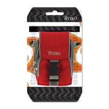 Shoulder Strap Neck Case Red fits LG L442bg - $14.84