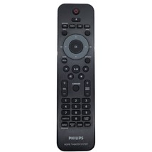Philips 996510010856 Factory Original DVD Home Theater System Remote HTS... - $14.30