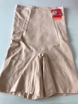 New Spanx Sculpt High Waisted Mid - Thigh Short Soft Nude SZ M $72 - $63.04