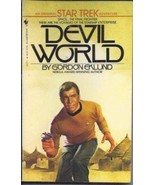 Devil World (Star Trek) by Gordon Eklund - $4.25