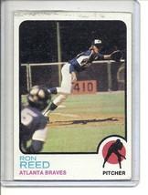 (b-31) 1973 Topps #72: Ron Reed - $1.00