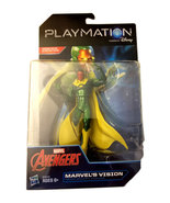"Playmation Avengers ""The Vision"" Brand New Figure *Marvel / Hasbro - $6.88"