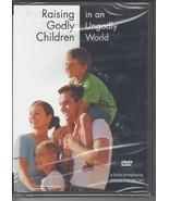 Raising Godly Children in an Ungodly World DVD Ken Ham Answers in Genesi... - $9.89
