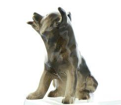 Hagen Renaker Pedigree Dog German Shepherd Puppy Ceramic Figurine image 5