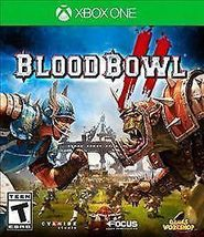 Blood Bowl 2 II Xbox One Video Game New - $25.55