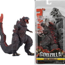 Godzilla 12'' Head To Tail Action Figure 2016 Shin Godzilla NECA - $27.55