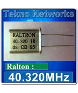 Raltron - 40.320Mhz  Quartz Crystal Oscillators - 10pcs [ Case: HC-49/U ] - $0.90