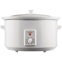 Brentwood Appliances SC-165W 8-Quart Slow Cooker - £50.12 GBP