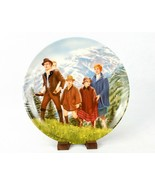 """The Sound of Music Collector Plate, Knowles, 1987, """"Climb Ev'ry Mountain... - $12.69"""