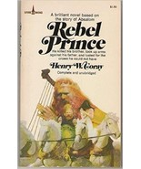 Rebel Prince (Spire Livres) [Jan 01, 1975] Coray , Henry W - $33.95