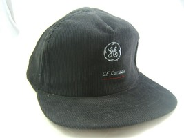 GE Canada General Electric Hat Vintage Black Snapback Baseball Cap - $15.06