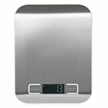Bilancia da cucina digitale compatta Diet Food Postal Mailing 5KG/11LBS ... - $12.65