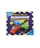Think Fun Deluxe Edition Rush Hour The Ultimate Traffic Jam Game Everybo... - $23.34
