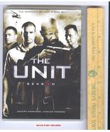 The Unit Season 3 DVD 2007 3-Disc Set Special Forces Tested  - $5.99