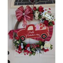 Keep On Truckin Lariat Wreath - $64.99