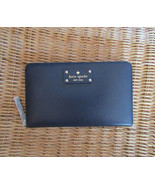 Kate Spade New York Wallet Travel Wellesley French Navy NEW $248  - $196.02