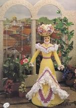 Miss September 1995, Annie's Bridal Trousseau Crochet Doll Clothes Patte... - $3.95