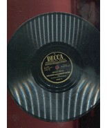 BING CROSBY: JINGLE BELLS / SANTA CLAUS IS COMIN' /10-INCH 78 RPM RECORD... - $116.88