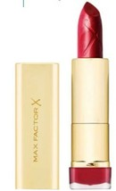 MAX FACTOR Colour Elixir LS 720 Scarlet Ghost 1s-Moisturises and smoothes - $24.74