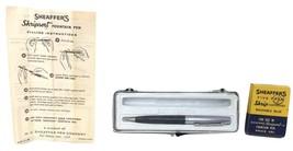 Vintage Sheaffer's SKRIPSERT Fountain Pen with 4 cartridges - $40.49