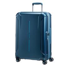 "American Tourister Technum 24"" Spinner Luggage Metallic Blue 92443-1541 - $149.99"