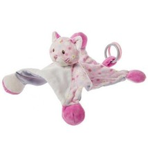 Mary Meyer Character Activity Blanket Nuzzles Kitty Cat - $10.99
