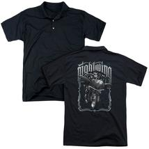 Batman - Nightwing Biker (Back Print) Mens Regular Fit Polo - $24.99+