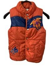 Big Hero 6 Puffer Winter Vest Disney Store Japan Size 7/8 - $14.99