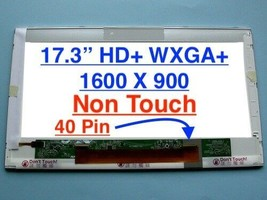 Compaq Presario CQ71-240SG Laptop Led Lcd Screen 17.3 Wxga++ Bottom Right - $82.15