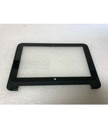 HP 11-P 11-N 11 in Touch Screen glass digitizer with bezel - $39.60